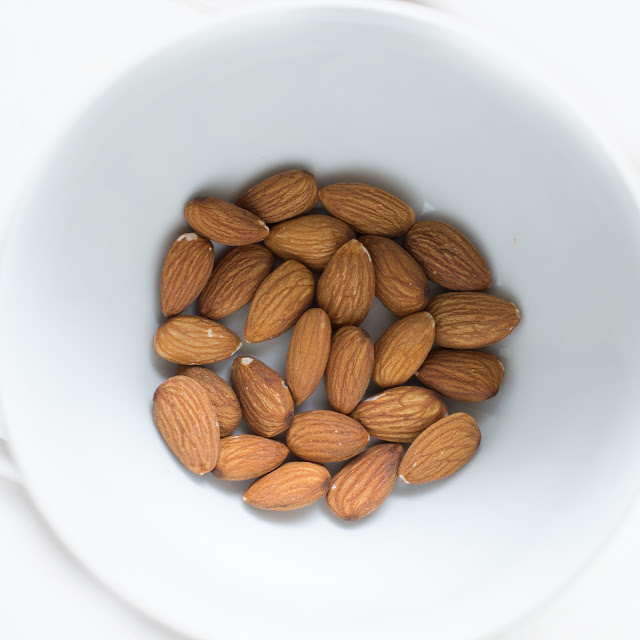 almonds for fat burning