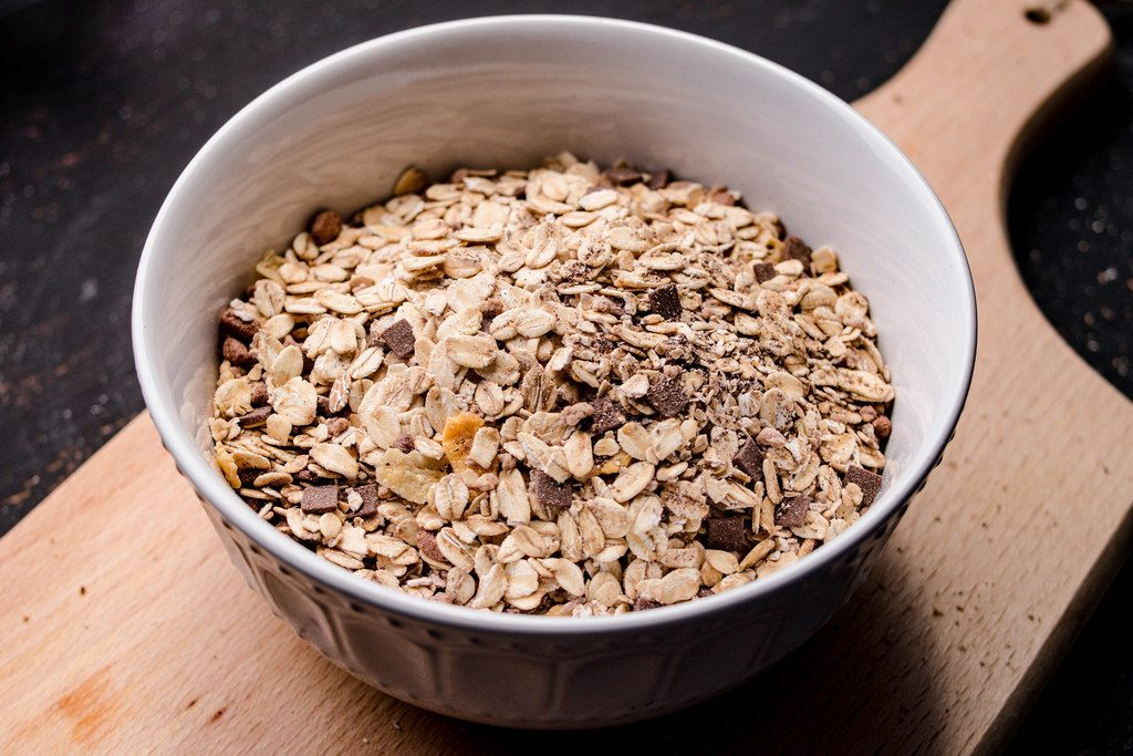 oatmeal treatment