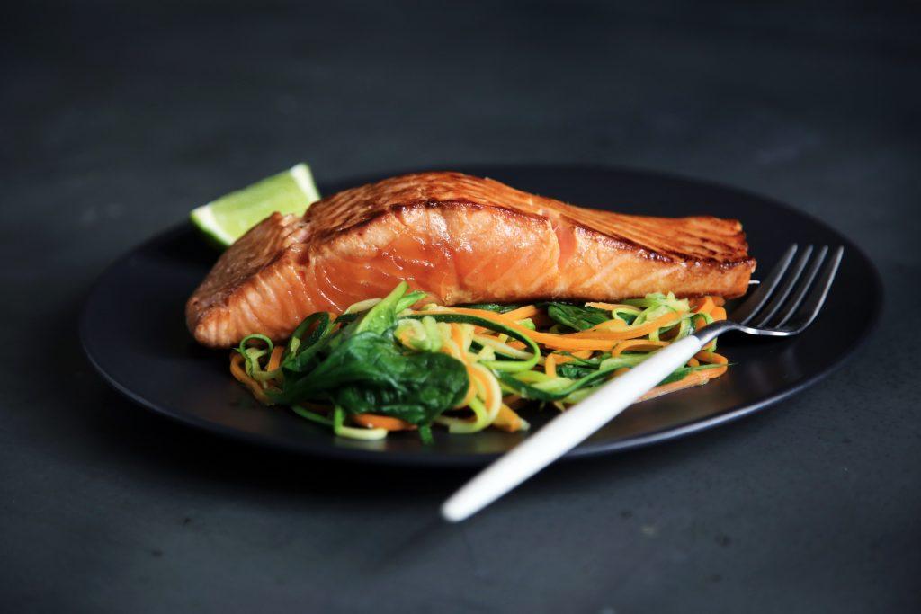 keto fish