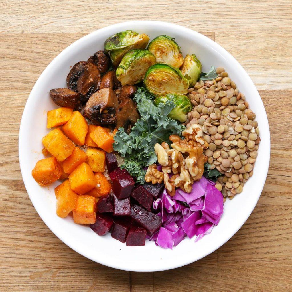 image of buddha bowl recipe